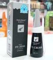 Wholesale Black Eyelash Glue Double Eyelid Glue Marie Eye Lashes Adhesives Waterproof False Eyelashes Extensions