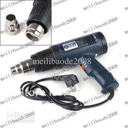Lcd de pistola de aire caliente 220V 1600W Mostrar pistola de calor industrial soldadura estación 5366 MYY4075
