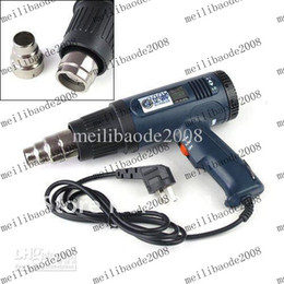 Wholesale 220V W Hot Air Gun lcd show welding station industrial heat gun MYY4075