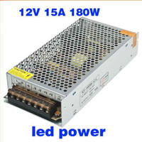 Wholesale 12V A W Switch Power Supply Driver For LED Light Strip Display V V H388
