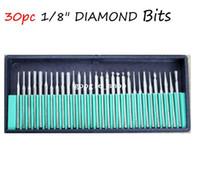 Yes bur - 60pc DIAMOND BURRS bur bit set DREMEL quot Dremel Rotary Tool Drill Bit NEW packages