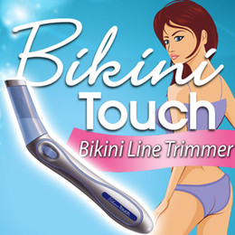 Wholesale 200pcs Bikini Touch Hair Remover Trimmer Hair Epilator