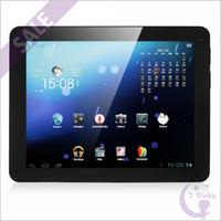 Wholesale 9 inch IPS Window N90 Yuandao Android Rockchip RK3066 GHz Dual Core II GB RAM GB WiFi External G Dual MP Camera Tablet PC