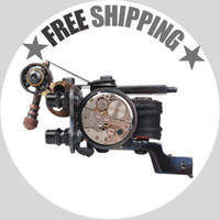 Wholesale Hot sale Luo s Handmake tattoo machine gun shader Quality for tattoo kits WQ6011