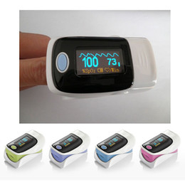 Wholesale Pulse oximeter with OLED screen CE approved direction change