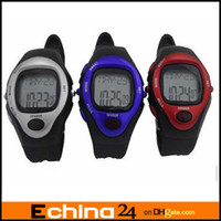Wholesale New in Heart Rate Pulse Monitor Fitness Sport Calorie Watch