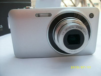 Wholesale HD Digital Camera HDC X5 with X optical zoom lens camera MP CMOS Sensor Max interpolation MP quot TFT LCD