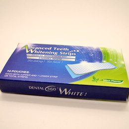 Wholesale DHL sets Oral Beauty Teeth Whitening Stick Teeth Whitening Strips