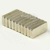 Wholesale 100 Super Strong Block Cuboid Magnets Rare Earth Neodymium x x mm