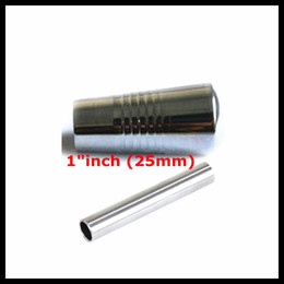 Wholesale 2013 Hot Sale Newest quot mm Stainless Alloy Steel amp Tube Grips Tubes Metal Back Stem Screw