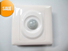 Wholesale Wall Mount Motion Automatic Infrared Sensor Switch