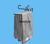 Disposable plastic pants - 5 in one plastic Magic trousers rack multifunction pants rack