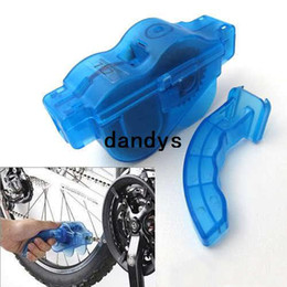 Wholesale Cycling Bicycle Chain Cleaner Machine Brushes Scrubber Quick Clean Tool