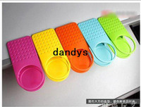 Wholesale New Arrival Office Table Desk Drink Coffee Cup Holder Clip Drinklip Random Color