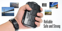 Wholesale Waterproof Extremely tough Memory Card Case MC for CF cards SD cards