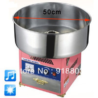 Wholesale 20 quot v Electric China Cotton Candy Floss Machine