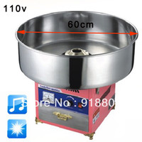 Wholesale to USA Canada Japan Only v quot Electric China Cotton Candy Floss Machine