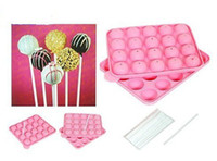 Set baking tray set - NEW SILICONE NON STICK CAKE Lollipop candy SET BAKING TRAY MOLD BIRTHDAY PARTY UNITS