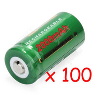 Cheap 16340 16340 Battery Best Rechargeable 3.6V CR123A