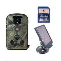 Wholesale Ltl Acorn MP Camera Trail Hunting Game FREE GB SD Farm Security IR NM Solar Panel