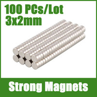 Wholesale NEW x mm Strong Magnets N35 Craft Models Disc Rare Earth Neodymium