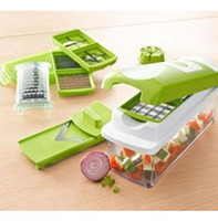 Wholesale Fruit Vegetable Nicer Dicer Plus Slicer Cutter Chopper Chop Potato Peelers best Kitchen helper