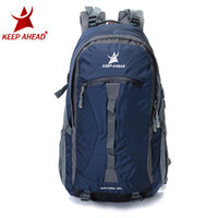 Wholesale Outdoor men s bag High quality Nylon backpack Durable Hiking Camping Mountaineering Bag lightweight travel bag backpack racksuck