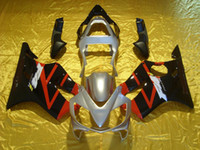 Wholesale aftermarket honda cbr600 f4i abs fairing kits cbr fairing f4i motorcycle bodywork black silver red