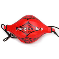 Wholesale 100 Guaranteed Boxing Speed Ball With a Pump Needle For workout Boxing Equipment Punching Exercise Speed Bag Fitness