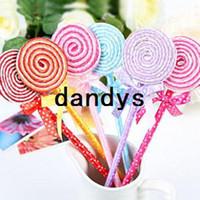 Boys' big lollipops - Novelty small gift big lollipop Ballpoint pen birthday gift gadgetries
