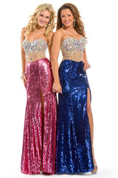 Wholesale Wow Factor New Illusion Pageant Dress Rhinestones Prom Dress Party Dress Ball Gown