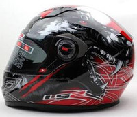 Wholesale Newest LS2 FF Full face Motorcycle Helmet Urban Racing Helmet DOT ECE Approved