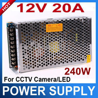Wholesale 12V A W A W A W Switch Power Supply Driver For LED Strip light Display V V