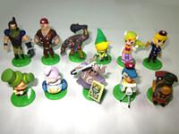 achat en gros de marque zelda-Brand New The Legend of Zelda Figure Furuta Choco œufs 11 pcs fixés