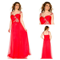 Happy Ladies' Plus Size Evening Dresses Formal 2013 Spaghett...