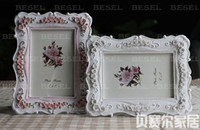 Wholesale Carnival Special Inch Inch Inch Photo Frame Rose Garden Resin
