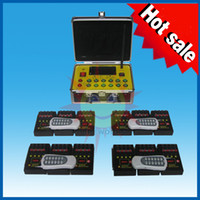 Wholesale 1 big remote with smalle remotes with channels Fireworks Firing System