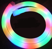 Wholesale Home bar KTV ballroom decoration LED Flexible Strip Light the flexible neon software lamp