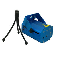 Wholesale High Quality New Blue Mini LED Laser Projector DJ Disco Bar Stage House Lighting Light Galaxy Hz