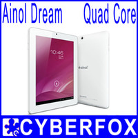 ainol brand - 8 Inch Screen Android OS Ainol Novo Dream Quad Core Dual Camera Actions ATM7029 GB RAM GB ROM Great Brand