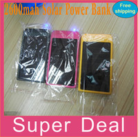 solar phone case - 10pcs mAh mah polycrystalline silicon Solar Power bank Charger Case solar battery for iphone for samsung for Andriod phones