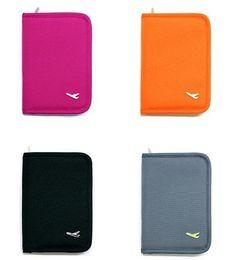 Wholesale Cheap Wallets Purse Passport Ticket Bag Colors B9