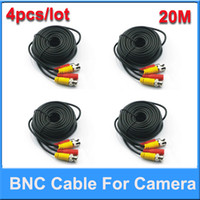 Wholesale Freeshipping BNC cable M Power video Plug and Play Cable for CCTV camera
