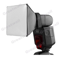 Wholesale Pixco Flash Diffuser Softbox Diffuser light For Canon Nikon Pentax Olympus Sony
