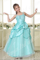 Wholesale Girl Kids Pageant Dress Dance Party Princess Ball Gown Formal DRESSES6 C