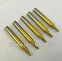 auto drill - 2 mm titanizing twist drill end mill for key cutting machine owner locksmith tools parts key cutter key cutting Auto Lock Pick Gun Hooks Ki