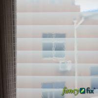 Wholesale 60x100cm Decorative Privacy Printing Static BLINDS Window Film