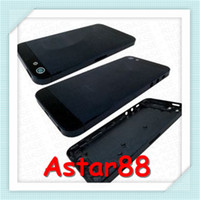 Wholesale High Quality Brand New Back Battery Door Housing Faceplates for iphone G Black and White