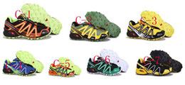 Wholesale China Post Air New Arrival Salomon Running shoes Running Shoes Mens Sneakers