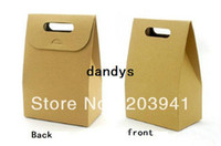 Wholesale DIY Multifunction Mini Kraft Packing Bag Gift pack Paper Bags